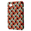 Modernist Geometric Tiles Samsung Galaxy Tab 7  P1000 Hardshell Case  View3