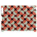 Modernist Geometric Tiles Apple iPad 2 Hardshell Case (Compatible with Smart Cover) View1