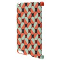 Modernist Geometric Tiles Apple iPad 2 Hardshell Case (Compatible with Smart Cover) View3