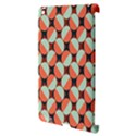 Modernist Geometric Tiles Apple iPad 3/4 Hardshell Case (Compatible with Smart Cover) View3
