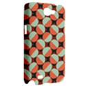 Modernist Geometric Tiles Samsung Galaxy Note 2 Hardshell Case View2