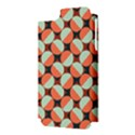 Modernist Geometric Tiles Apple iPhone 5 Hardshell Case (PC+Silicone) View3