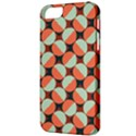 Modernist Geometric Tiles Apple iPhone 5 Classic Hardshell Case View3