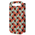 Modernist Geometric Tiles Samsung Galaxy S III Hardshell Case (PC+Silicone) View3