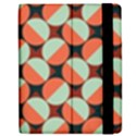 Modernist Geometric Tiles Apple iPad 2 Flip Case View2