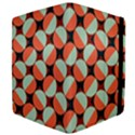 Modernist Geometric Tiles Apple iPad Mini Flip Case View4