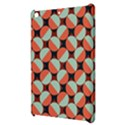 Modernist Geometric Tiles Apple iPad Mini Hardshell Case View3