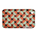 Modernist Geometric Tiles Apple iPhone 3G/3GS Hardshell Case (PC+Silicone) View1