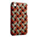 Modernist Geometric Tiles Apple iPhone 3G/3GS Hardshell Case (PC+Silicone) View2