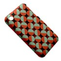 Modernist Geometric Tiles Apple iPhone 3G/3GS Hardshell Case (PC+Silicone) View5