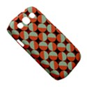 Modernist Geometric Tiles Samsung Galaxy S III Classic Hardshell Case (PC+Silicone) View5