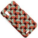 Modernist Geometric Tiles HTC Desire VT (T328T) Hardshell Case View5