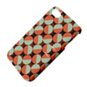 Modernist Geometric Tiles Apple iPhone 4/4S Hardshell Case with Stand View4