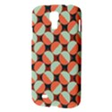 Modernist Geometric Tiles Samsung Galaxy S4 I9500/I9505 Hardshell Case View3