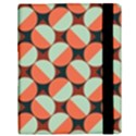 Modernist Geometric Tiles Samsung Galaxy Tab 10.1  P7500 Flip Case View3