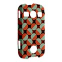 Modernist Geometric Tiles Samsung Galaxy S7710 Xcover 2 Hardshell Case View2