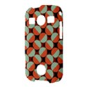 Modernist Geometric Tiles Samsung Galaxy S7710 Xcover 2 Hardshell Case View3