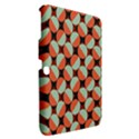 Modernist Geometric Tiles Samsung Galaxy Tab 3 (10.1 ) P5200 Hardshell Case  View2
