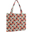 Modernist Geometric Tiles Mini Tote Bag View2