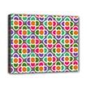 Modernist Floral Tiles Canvas 10  x 8  View1