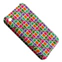 Modernist Floral Tiles Apple iPhone 3G/3GS Hardshell Case View5