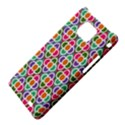 Modernist Floral Tiles Samsung Galaxy S2 i9100 Hardshell Case  View4