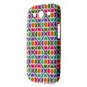 Modernist Floral Tiles Samsung Galaxy S III Hardshell Case  View3