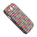 Modernist Floral Tiles Samsung Galaxy S III Hardshell Case  View5