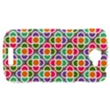 Modernist Floral Tiles HTC One S Hardshell Case  View1
