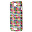 Modernist Floral Tiles HTC One S Hardshell Case  View3
