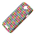Modernist Floral Tiles HTC One S Hardshell Case  View4
