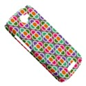 Modernist Floral Tiles HTC One S Hardshell Case  View5