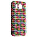 Modernist Floral Tiles HTC Desire HD Hardshell Case  View2