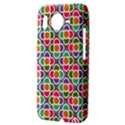 Modernist Floral Tiles HTC Desire HD Hardshell Case  View3