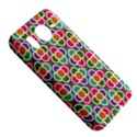 Modernist Floral Tiles HTC Desire HD Hardshell Case  View5