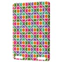 Modernist Floral Tiles Kindle Touch 3G View3