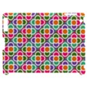 Modernist Floral Tiles Apple iPad 2 Hardshell Case (Compatible with Smart Cover) View1