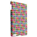 Modernist Floral Tiles Apple iPad 3/4 Hardshell Case View2