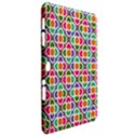 Modernist Floral Tiles Samsung Galaxy Tab 10.1  P7500 Hardshell Case  View2