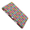 Modernist Floral Tiles Samsung Galaxy Tab 10.1  P7500 Hardshell Case  View5