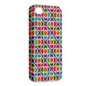 Modernist Floral Tiles Apple iPhone 4/4S Premium Hardshell Case View2