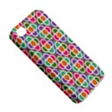 Modernist Floral Tiles Apple iPhone 4/4S Premium Hardshell Case View5