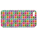 Modernist Floral Tiles Apple iPhone 5 Hardshell Case View1
