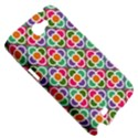 Modernist Floral Tiles Samsung Galaxy Note 2 Hardshell Case View5