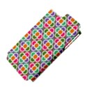 Modernist Floral Tiles Apple iPhone 5 Hardshell Case (PC+Silicone) View4