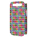 Modernist Floral Tiles Samsung Galaxy S III Hardshell Case (PC+Silicone) View3