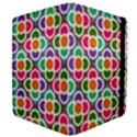 Modernist Floral Tiles Apple iPad 2 Flip Case View4