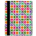 Modernist Floral Tiles Apple iPad Mini Flip Case View3