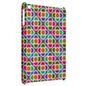 Modernist Floral Tiles Apple iPad Mini Hardshell Case View2