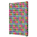 Modernist Floral Tiles Apple iPad Mini Hardshell Case View3